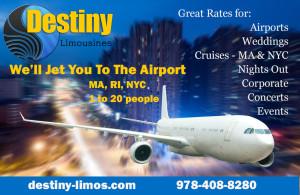 destiny airport transportation limo